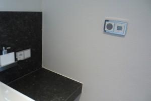 Feininstallation (Schalter / Steckdose), Im System mit Radio