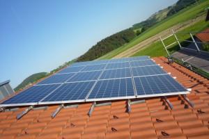 Photovoltaik - Eigenverbrauch, Montage und Fertigstellung der PV-Anlage